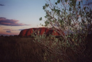 Uluru Sonnenuntergang